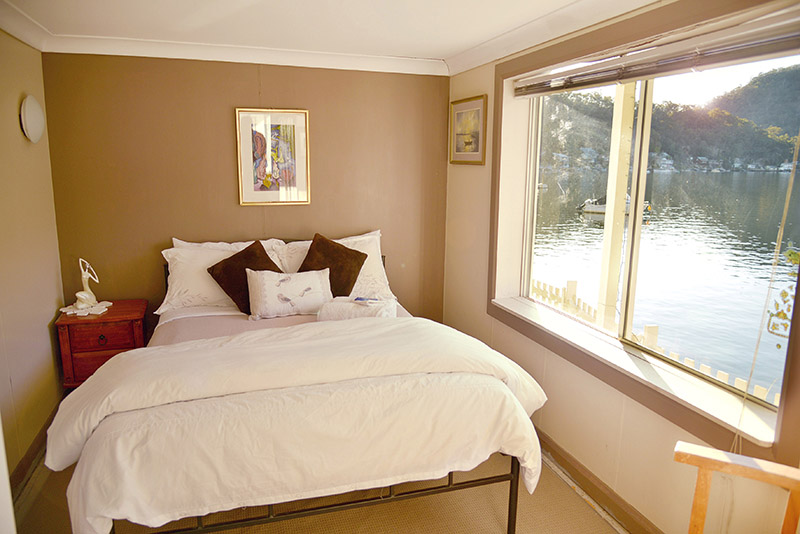 The Cottage-bedroom