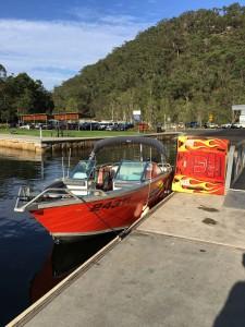 Boab Boat Hawkesbury River