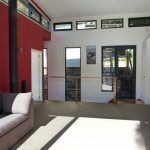 upstairs room - perfect for Yoga!